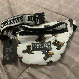 Authentic Northern Creative Bum Bag